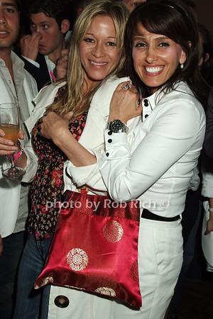 Victoria Andreas, Dr.Farvaneh Ghobabi photo by Rob Rich © 2008 516-676-3939 robwayne1@aol.com