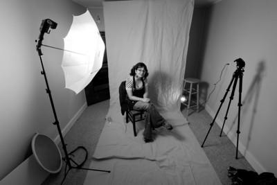 Artist Portrait - Lighting