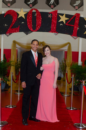 The Prom May 2014