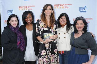 Emily Dougherty,Kahlana Barfield,Elissa Down,Nina Judar,Lonni Halbert