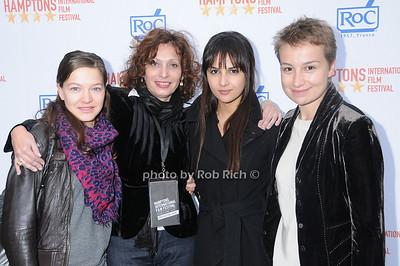 Hannah Herzsprung, Lina Todd, Maryam Hassouni, Anamaria Marinca