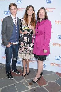 Rhys Wakefield,Elissa Down, Suzy DePrizio