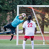This GK can still fly..........(Theo Zagar) & Ricky Titus #22