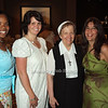 Keisha Hamblin, Allison Gladel, Sister Agnes, Tracy Silverman<br /> photo by Rob Rich © 2008 robwayne1@aol.com 516-676-3939