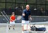 Easthampton- June27,2009:(l-r) Louis Siegler and Tennis ProTLuke Jensen attends the Ross School 1st. Annual Pro Am Tennis Tournament at the Ross School in Easthampton on June 27,2009. photo by Rob Rich/SocietyAlllure.com