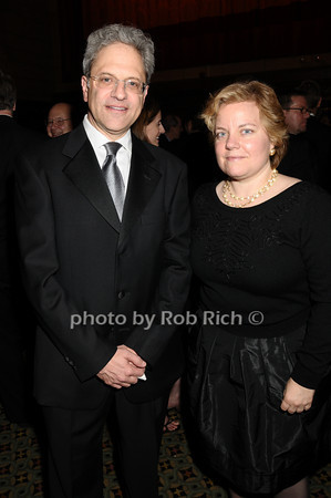 Bruce Wessel, Laura Seigle<br /> photo by Rob Rich © 2009 robwayne1@aol.com 516-676-3939