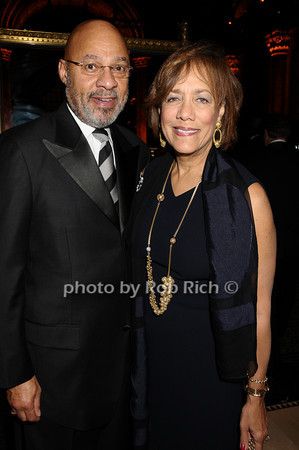 Dennis Archer, Trudy Archer<br /> photo by Rob Rich © 2009 robwayne1@aol.com 516-676-3939
