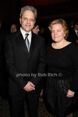 Bruce Wessel, Laura Seigle<br /> photo by Rob Rich © 2009 robwayne1@aol.com 516-676-3939