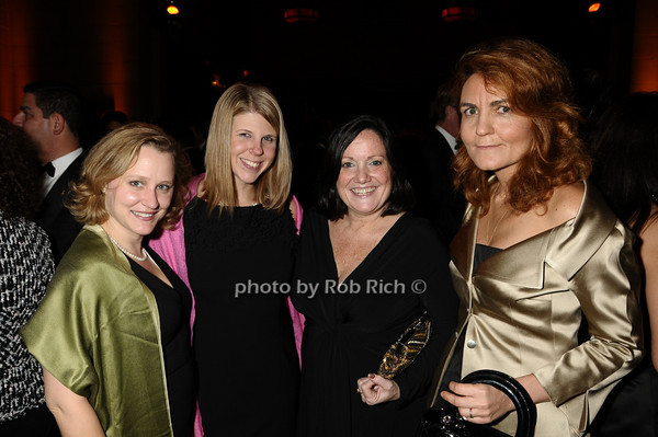 Amy Miller, Theodora Blanchfield, Rosemary Clancy, Mar Sanchez<br /> photo by Rob Rich © 2009 robwayne1@aol.com 516-676-3939
