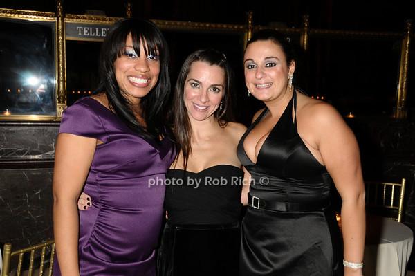 Yanique Eames, Lisa Corrigan, Roseanne Agostino <br /> photo by Rob Rich © 2009 robwayne1@aol.com 516-676-3939