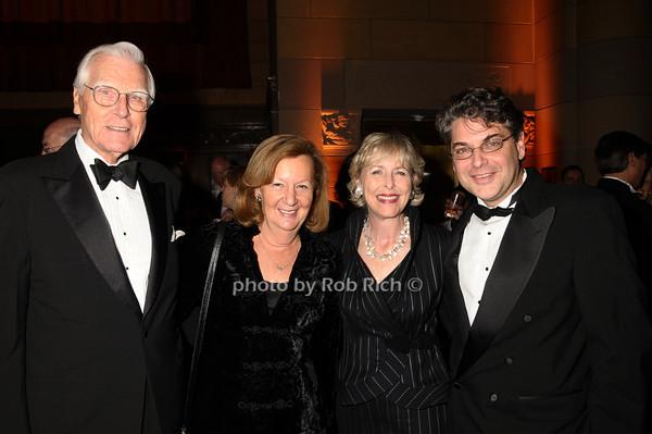 Alex Forger, Verne Forger, Lynda Webster, Scott Edelman<br /> photo by Rob Rich © 2009 robwayne1@aol.com 516-676-3939