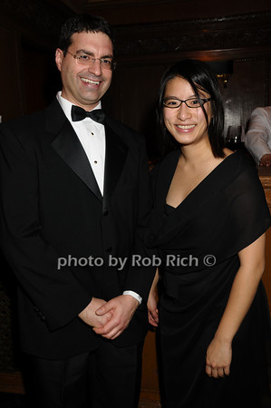Ira Donner, Joyce Chen<br /> photo by Rob Rich © 2009 robwayne1@aol.com 516-676-3939