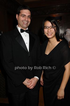 Ira Donner, Joyce Chen<br /> photo by Rob Rich © 2009 robwayne1@aol.com 516-676-3939