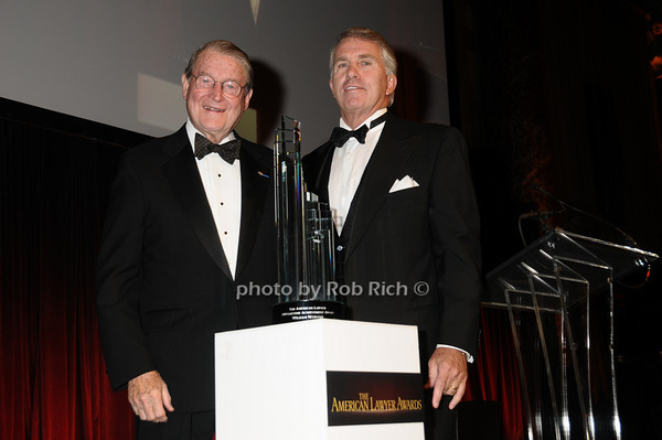 William Webster, Jack Ford<br /> photo by Rob Rich © 2009 robwayne1@aol.com 516-676-3939