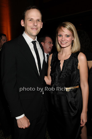 Dennis Hallman, Claire Zillman<br /> photo by Rob Rich © 2009 robwayne1@aol.com 516-676-3939