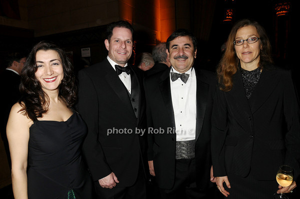 Anna Erenburg, Todd Melgar, Mark Verdirame, Dorothy Auth<br /> photo by Rob Rich © 2009 robwayne1@aol.com 516-676-3939