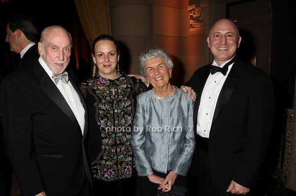 Lionel Bernstein, Molly Bernstein, Joan Bernstein, Phillip Dolan<br /> photo by Rob Rich © 2009 robwayne1@aol.com 516-676-3939