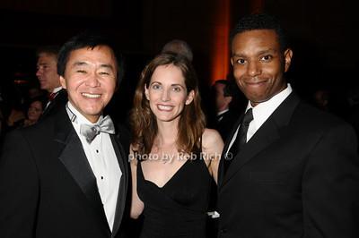 Morgan Chu, Lisa Glasser, Ellison Turner photo by Rob Rich © 2009 robwayne1@aol.com 516-676-3939