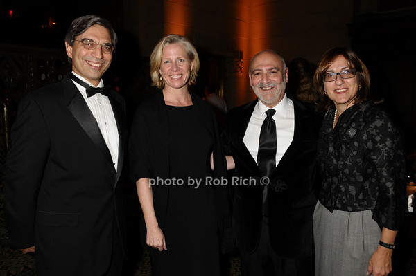 Aric Press, Patti Morrissey, Norm Rubinstein, Marsha Levy<br /> photo by Rob Rich © 2009 robwayne1@aol.com 516-676-3939