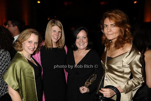 Amy Miller, Theodora Blanchfield, Rosemary Clancy, Mar Sanchez<br /> photo by Rob Rich © 2009 robwayne1@aol.com 516-676-3939