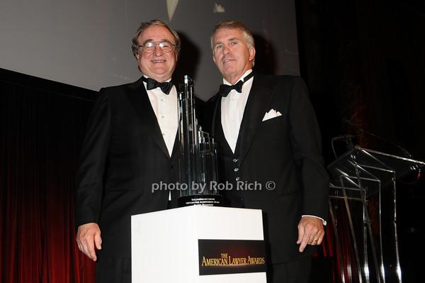 Harry Reasoner, Jack Ford<br /> photo by Rob Rich © 2009 robwayne1@aol.com 516-676-3939