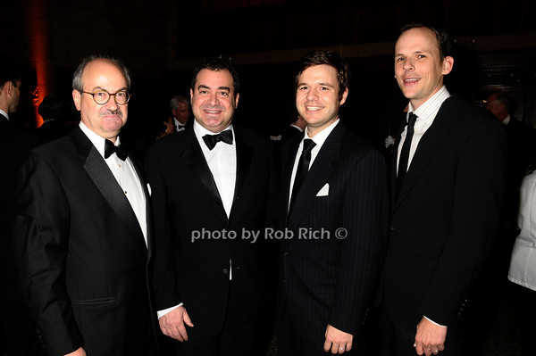 John Anderson, Bob Braverman, Ross Todd, Ben Hallman<br /> photo by Rob Rich © 2009 robwayne1@aol.com 516-676-3939