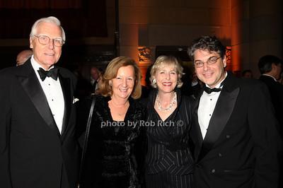 Alex Forger, Verne Forger, Lynda Webster, Scott Edelman photo by Rob Rich © 2009 robwayne1@aol.com 516-676-3939