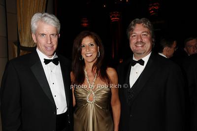 Steve Lincoln, Barrie Harmelin, James Catacosinos photo by Rob Rich © 2009 robwayne1@aol.com 516-676-3939