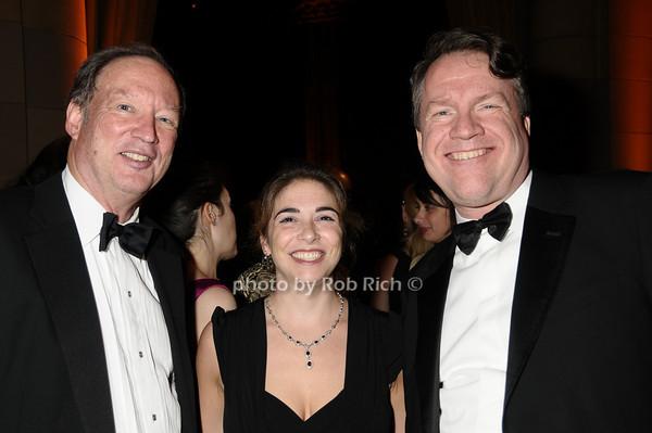 Robert Schwed, Erin Lawler, MIchael Obrien<br /> photo by Rob Rich © 2009 robwayne1@aol.com 516-676-3939