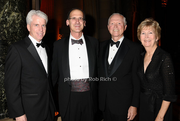 Steve Lincoln,Rob Steinbaum, Ben Civiletti, Gayle Civiletti<br /> photo by Rob Rich © 2009 robwayne1@aol.com 516-676-3939
