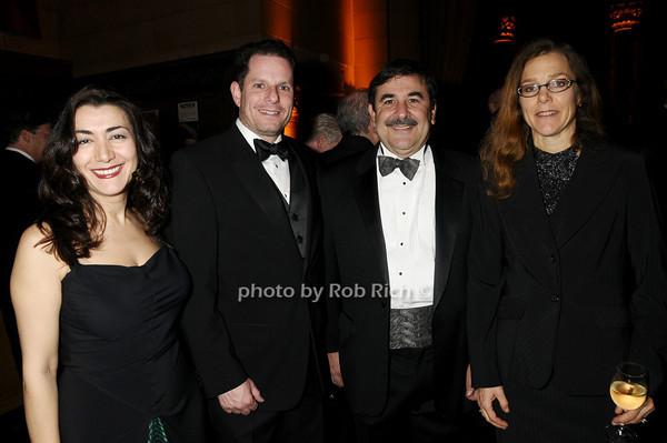 Anna Erenburg, Todd Melgar, Mark Verdirame, Dorothy Auth<br /> photo by Rob Rich © 2009 robwayne1@aol.com 516-676-3939