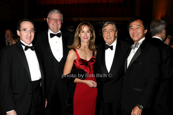 Elliot Brown, Rick Sherman, Andra Greene, Jerry Solovy, Morgan Chu<br /> photo by Rob Rich © 2009 robwayne1@aol.com 516-676-3939