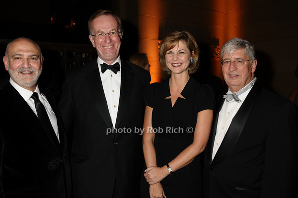 Norm Rubinstien, A.B. Culvahouse, Karen Brown, Walter Dellinger<br /> photo by Rob Rich © 2009 robwayne1@aol.com 516-676-3939