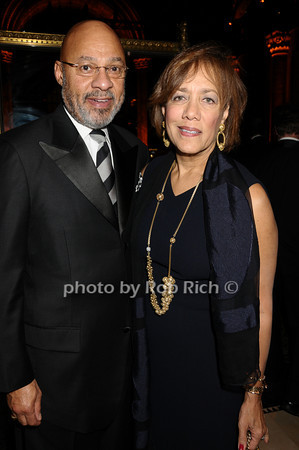 Dennis Archer, Trudy Archer<br /> photo by Rob Rich © 2009 robwayne1@aol.com 516-676-3939