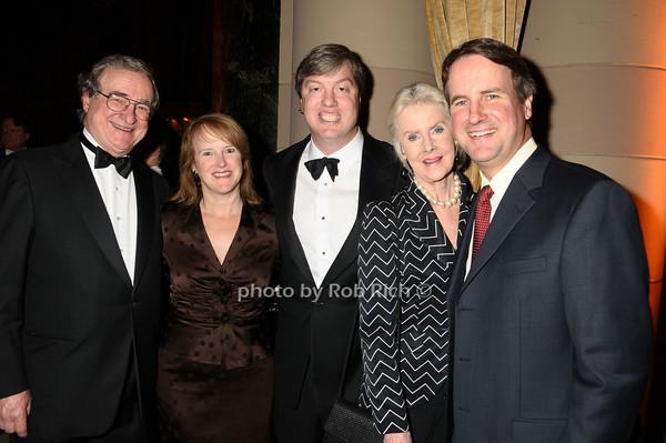 Harry Reasoner, Macey Stokes, Bob Stokes, Macey Reasoner, Barrett Reasoner<br /> photo by Rob Rich © 2009 robwayne1@aol.com 516-676-3939