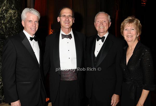 Steve Lincoln,Rob Steinbaum, Ben Civiletti, Gayle Civiletti<br /> photo by Rob Rich © 2009 robwayne1@aol.com 516-676-3939
