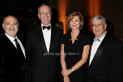 Norm Rubinstien, A.B. Culvahouse, Karen Brown, Walter Dellinger photo by Rob Rich © 2009 robwayne1@aol.com 516-676-3939