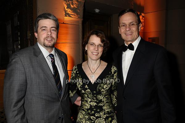 Steve Renau, Bernadette DeCelle, Mike Lewis<br /> photo by Rob Rich © 2009 robwayne1@aol.com 516-676-3939