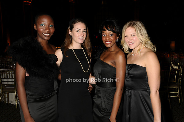 Nadia Jenkins Johnston, Ester Deming, Jessica Lauredan, Meghan McKinley <br /> photo by Rob Rich © 2009 robwayne1@aol.com 516-676-3939