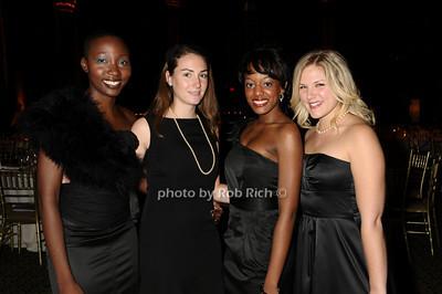 Nadia Jenkins Johnston, Ester Deming, Jessica Lauredan, Meghan McKinley  photo by Rob Rich © 2009 robwayne1@aol.com 516-676-3939