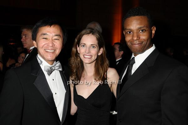 Morgan Chu, Lisa Glasser, Ellison Turner<br /> photo by Rob Rich © 2009 robwayne1@aol.com 516-676-3939