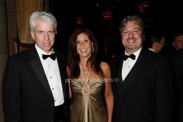 Steve Lincoln, Barrie Harmelin, James Catacosinos<br /> photo by Rob Rich © 2009 robwayne1@aol.com 516-676-3939