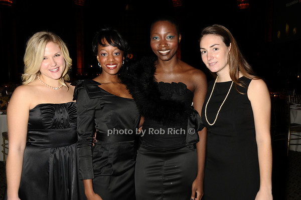 Meghan McKinley, Jessica Lauredan, Nadia Jenkins Johnston, Ester Deming<br /> photo by Rob Rich © 2009 robwayne1@aol.com 516-676-3939