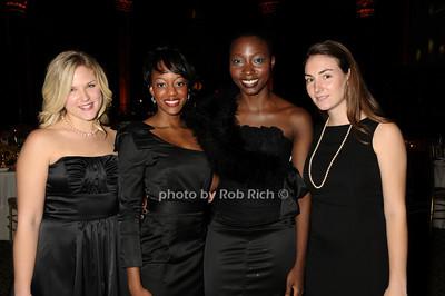 Meghan McKinley, Jessica Lauredan, Nadia Jenkins Johnston, Ester Deming photo by Rob Rich © 2009 robwayne1@aol.com 516-676-3939