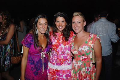 Jackie, Lindsay and Kim
