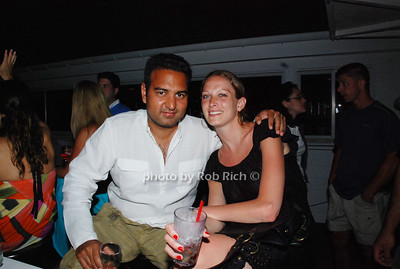 Gautam Ahuja and Leslie Olsen