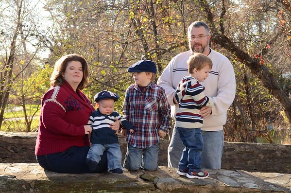 The Stephen family