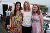 Nicole Miritello, Anne Clark and Crystal Simpson