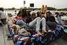 Santi(dog), Jiada, Sade Lythcott, Cleo Wade, Molly Austin, Diggy, Daniel Fuller and Tori Praver<br />  photo  by Rob Rich © 2009 robwayne1@aol.com 516-676-3939