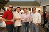 Matt Dalipi, Jason Smithwick, Simon Roberts and Salvator Paradis<br />  photo  by Rob Rich © 2009 robwayne1@aol.com 516-676-3939